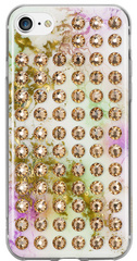 BMT Extravaganza Unicorn/Gold Brilliance case for iPhone 7/8