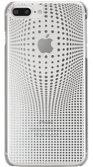 BMT Warp case for iPhone 8 Plus - Silver
