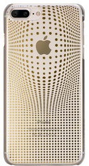 BMT Warp case for iPhone 8 Plus - Gold