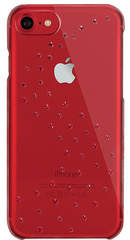 BMT Milky Way Red Brilliance case for iPhone 7 Plus
