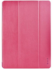 Devia Light Grace iPad Case - Rose Red