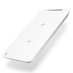 Rock W8 Quick Wireless Charger - White