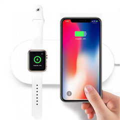 Wireless Multi Charging PAD - White