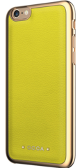 Occa Absolute Leather case for iphone 6/6S - Lime