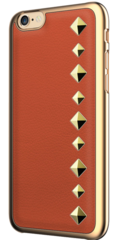 Occa Stark Leather Collection for iphone 6/6S - Orange