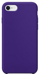 Original Silicone Case for iPhone 7/8 - Ultra Violet
