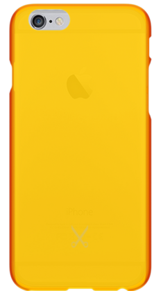 Philo Snap Case for iPhone 6/6S - Orange