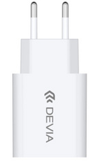 Devia Power WallCharger - 2.1A - White