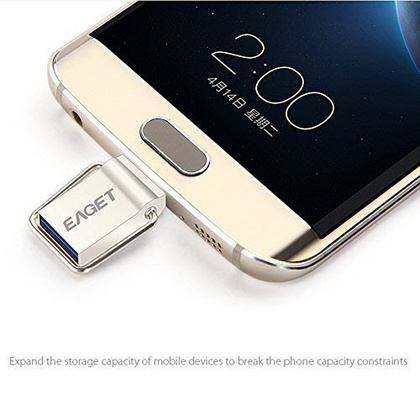 Eaget Type-C Classical Flash Drive - 16 GB