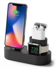 Trio Charging Stand - Black