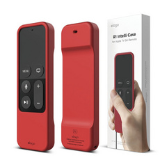 R1 Intelli Case for Apple TV Remote - Red