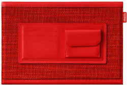 "SLG D5 CSL Edition Pouch for MacBook Pro 13"" - Red"