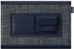 "SLG D5 CSL Edition Pouch for MacBook Pro 13"" - Navy"