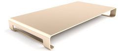 Satechi Slim Aluminum Monitor Stand - Gold