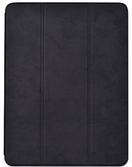 Comma case with pencil slot for iPad Mini 2019 - Black