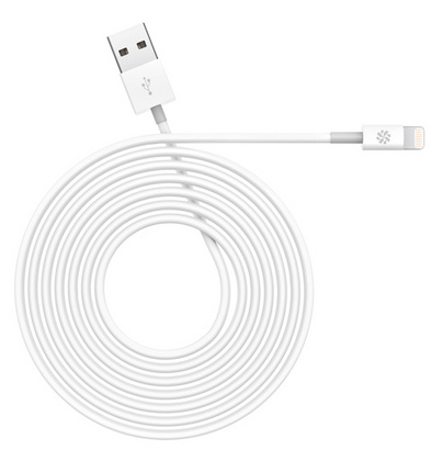 SureFit Lightning to USB Cable - White
