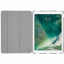 "Macally Protective iPad Case and Stand for iPad PRO 12.9"" (2017) - Grey"
