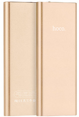 Hoco UltraSlim Power Bank 10.000 mAh - Gold