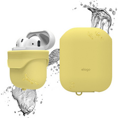 Elago Airpods Waterproof Case - Creamy Yellow