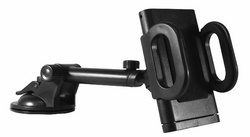 Macally Suction Cup Phone Mount with Telescopic Arm