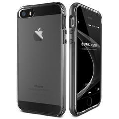 VRS Crystal Bumper Series case for iPhone 5/5s/SE