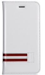 Comma Bally Case for iPhone 6/6s Plus - White