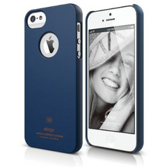Elago S5 Slim Fit Case for iPhone 5/5s/SE - Jean Indigo