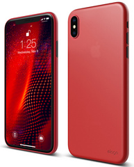 Elago Inner Core Case for iPhone Xs - Red