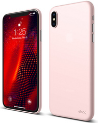 Elago Inner Core Case for iPhone Xs - Lovely Pink