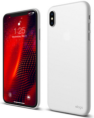 Elago Inner Core Case for iPhone Xs - White