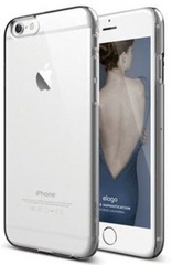 S6 Slim Fit 2 Frosted Case - UV Clear