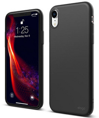 Elago Slim Fit for iPhone Xr - Black