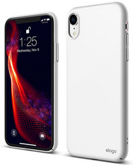 Elago Slim Fit for iPhone Xr - White