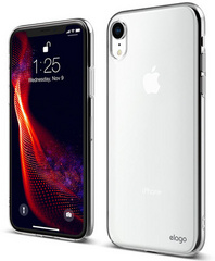 Elago Slim Fit for iPhone Xr - Crystal Clear