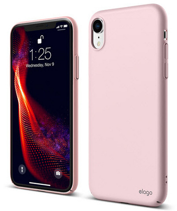 Elago Slim Fit for iPhone Xr - Lovely Pink