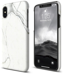 Elago Slim Fit 2 for iPhone X - Marble