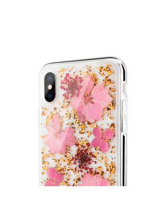 SwitchEasy Flash Case for iPhone Xs - Luscious