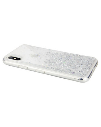 SwitchEasy Starfield case for iPhone X - Ultra Clear