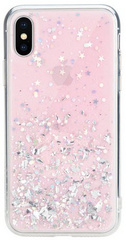 SwitchEasy Starfield case for iPhone Xs Max - Ultra Clear