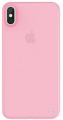 SwitchEasy Ultraslim case for iPhone Xs Max - Pink