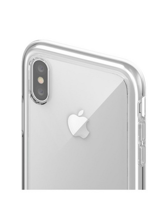 SwitchEasy Crush case for iPhone X - Ultra Clear