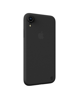 SwitchEasy UltraSlim 0.35 Case for iPhone Xr - Black