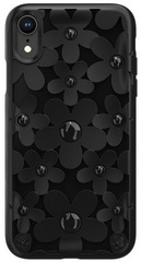 SwitchEasy Fleur Case for iPhone Xr - Black