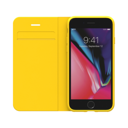 Booklet Case (Yellow)