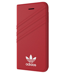 OR Booklet Case SUEDE FW17 (Red)