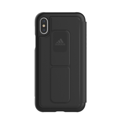 Folio Grip Case - Black