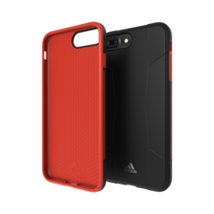 Solo Case - Black/Red