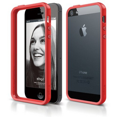 S5 Bumper Case - Red