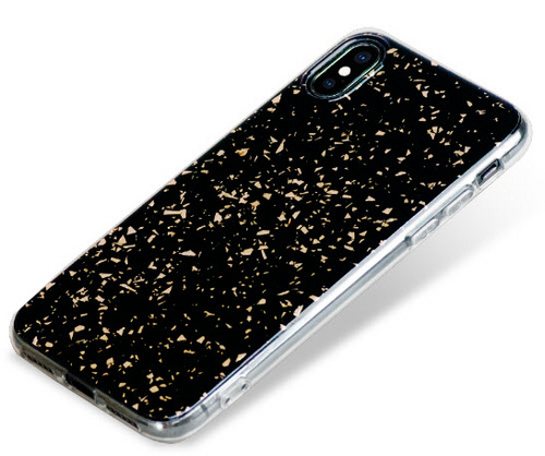 BMT Chic Black Galaxy for iPhone X/Xs
