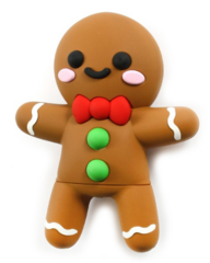 Moji Powerbank 2600 mAh - Ginger Bread
